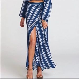Show Me Your Mumu Wrap Siren Skirt